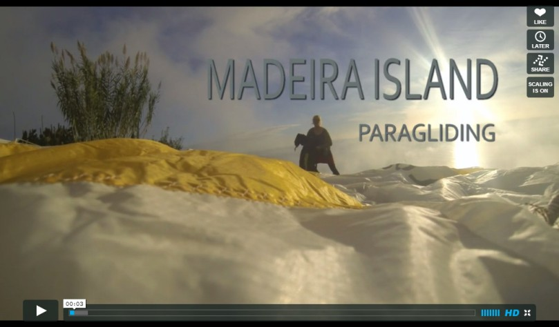 Vimeo video of Madeira