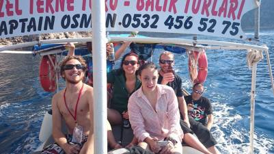 October - good times in Turkey