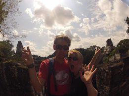 January - exploring Guatemala